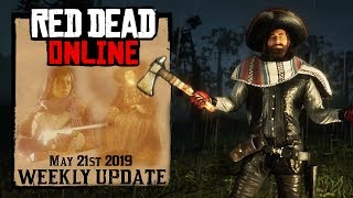Red Dead Redemption 2 Online Update RDR2 FREE Item PS4 Exclusive Video