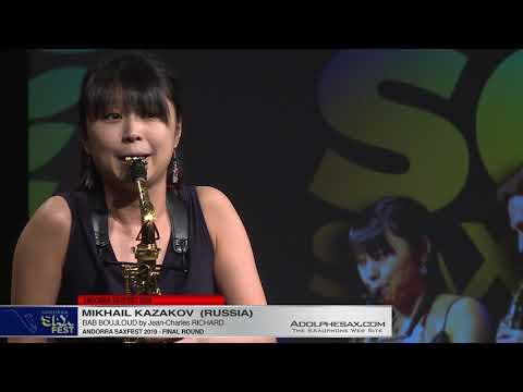 Andorra SaxFest 2019 - Rui OZAWA  - Bab Boujloud By Jean Charles RICHARD