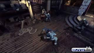 Batman Arkham City Gameplay Walkthrough w/ Commentary PART 1 Catwoman & Free Roam | HD Xbox 360, PS3
