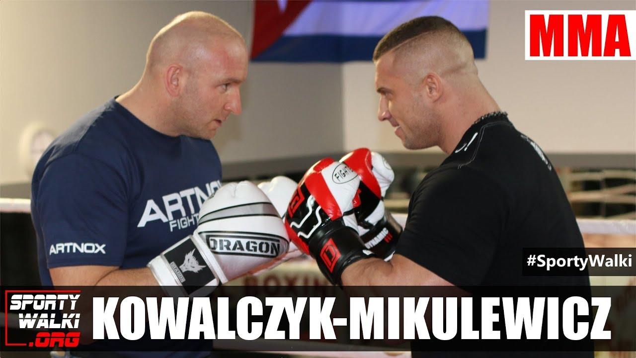 Zapowiedź: Tyberiusz Kowalczyk vs Michał Mikulewicz
