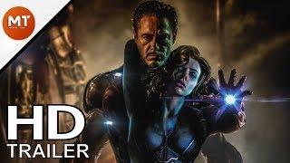 Black Widow #1 (2021) Trailer concept Scarlett Johansson Movie [HD]