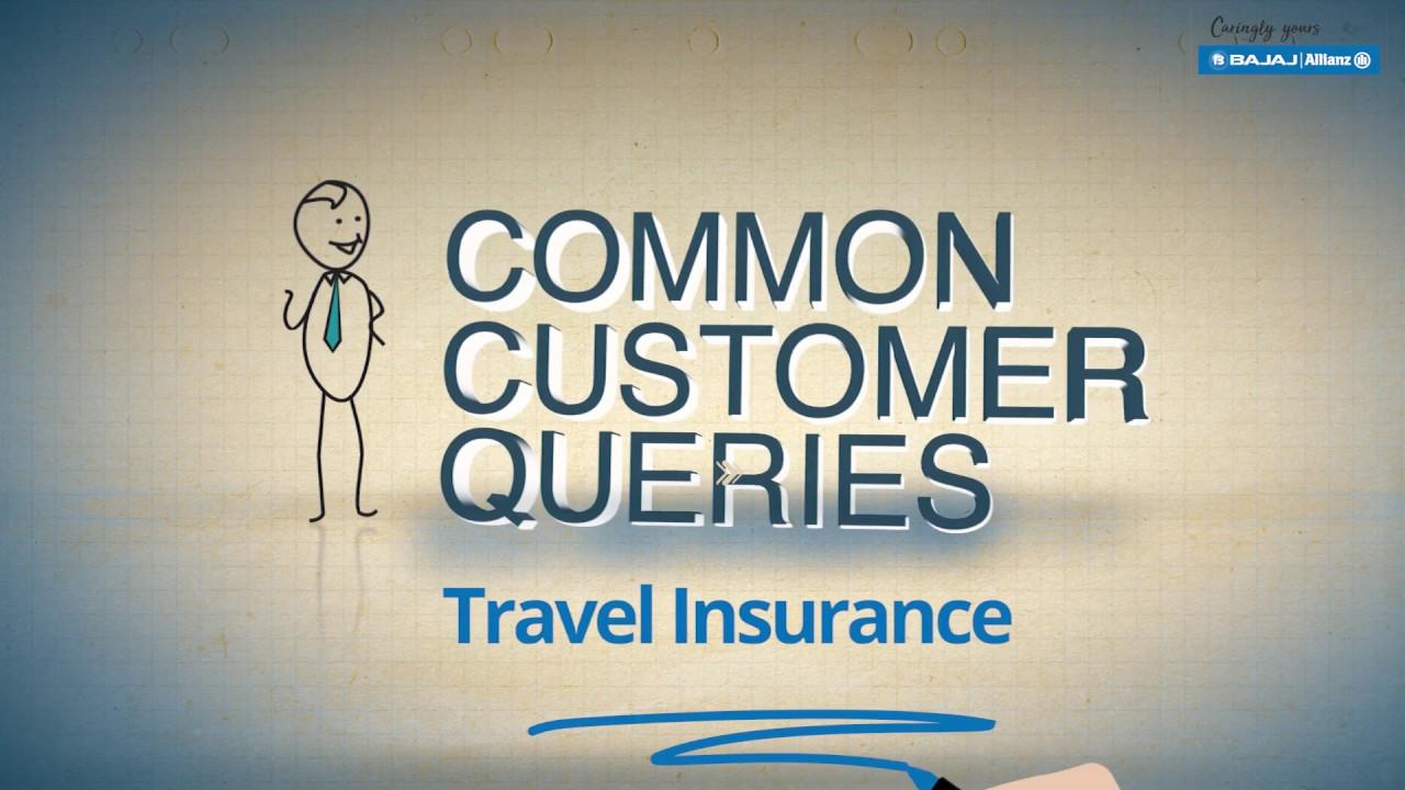 Bajaj Allianz || How to Cancel/Modify Your Travel ...