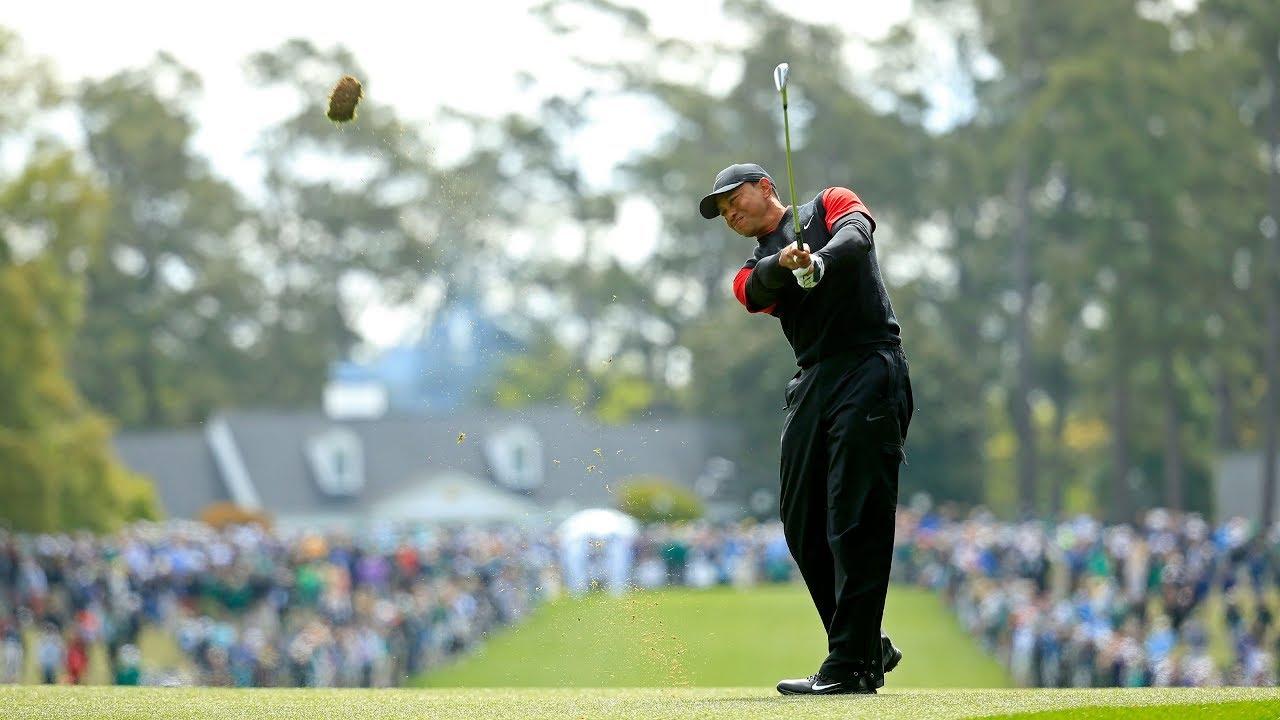 Tiger Woods' Final Round in Under Three Minutes