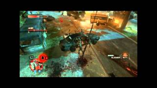 Prototype 2 Gameplay (HD)