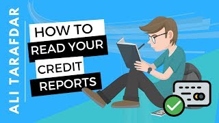 READ YOUR EXPERIAN EQUIFAX AND TRANSUNION CREDIT REPORTS LIKE A PRO