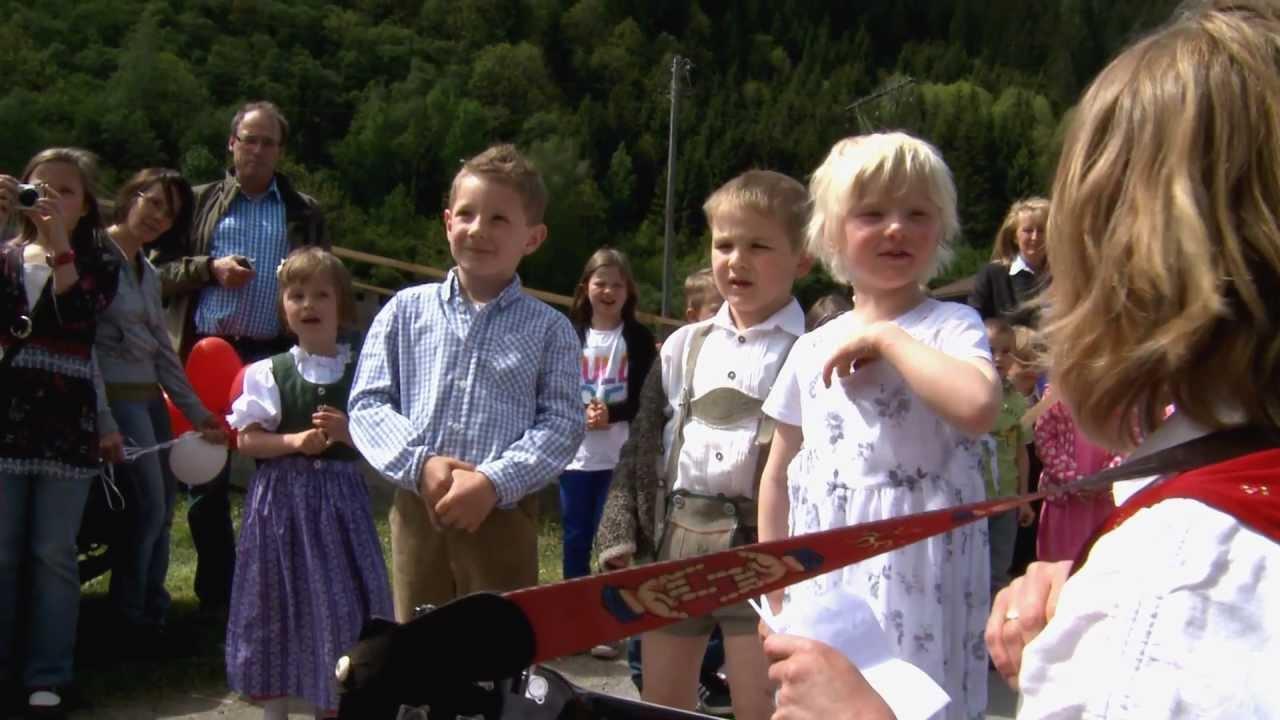 Kindergruppe Singt Für Brautpaar Hochzeitsvideo