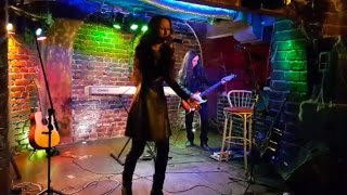 Kamelot cover - On the coldest winter night (live)
