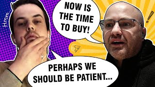 Is Now the Right Time to Buy Bitcoin? | Mati Greenspan & Michaël van de Poppe