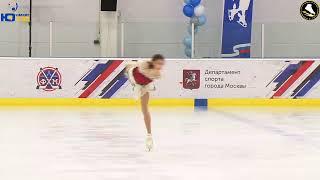 Открытые юношеские соревнования по фигурному катанию на коньках «Пасха 2019», 01 мая День 3