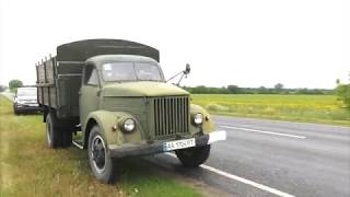ГАЗ 51. Ровно год на проекте. GAZ 51