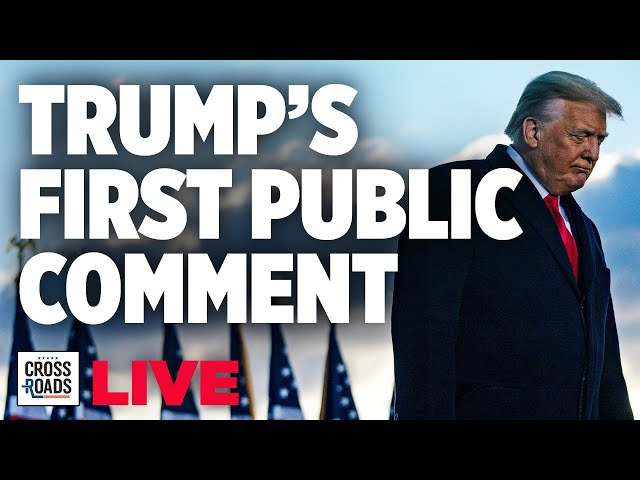Live Q&A: Trump Gives First Comments Since Leaving Office; Pressure Grows Against Big Tech