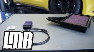 2015-2017 Mustang GT Ford Performance Stage 1 Power Pack - Review & Dyno