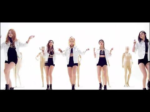EXID Ah Yeah Music Video remix