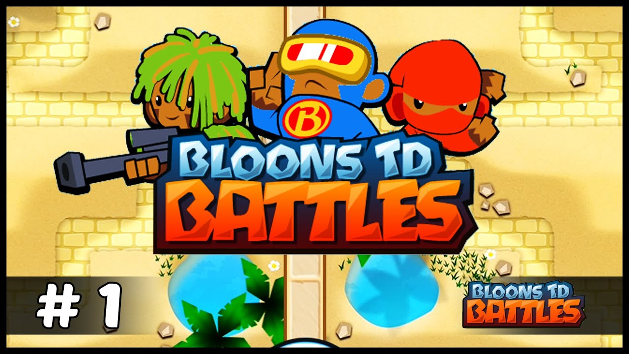 BLOONS TD BATTLES - YouTube