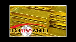 What is the price of gold and why is it falling?