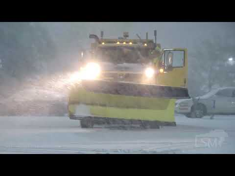 10-10-2019 Rapid City, SD - Heavy Duty Snow Removal And Travel Winter Storm Aubrey