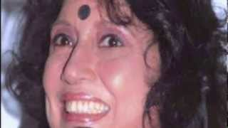 Milestone Songs of Sharda. (Playback singer in Hindi films in the 60s & 70s.)