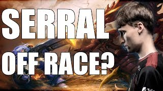 Starcraft 2: Serral playing TERRAN?!