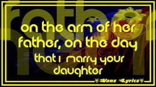 Brian Jr. and Niko McKnight - Marry Your Daughter (Lyrics)