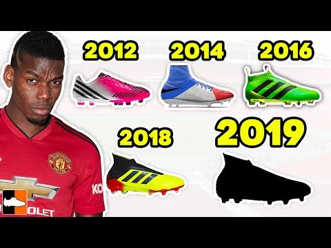 What Boots Does Paul Pogba Wear? - YouTube