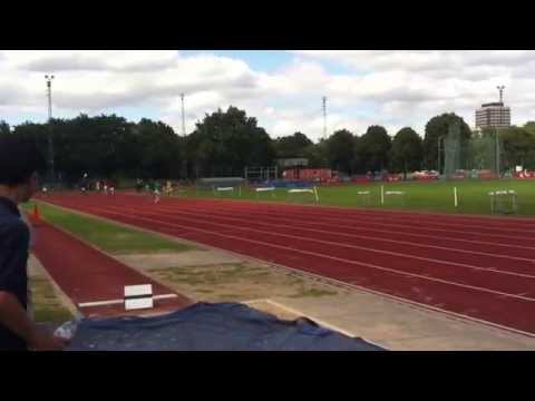 Stepney Green Sports Day 4x100 metres. Best Catch up!