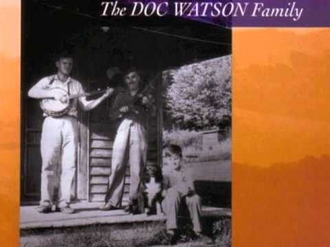 The Doc Watson Family - Grandfather's Clock