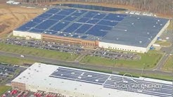 2.4 MegaWatt Solar Energy System Installation in Monmouth Junction, New Jersey