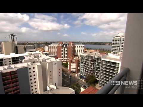 Apartment Glut   9 News Perth