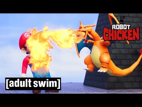 Robot Chicken | Vorzeitige Pubertät | Adult Swim Deutschland