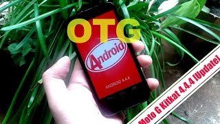 USB OTG on Moto G 4.4.4 kitkat..How to connect USB drive to Moto g   Indian consumer