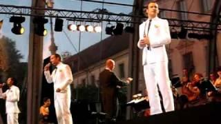 """Adoro """"halt mich"""" Live 31.07.2010 Thurn & Taxis Schlossfestspiele Regensburg Open Air (2)"""