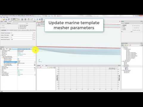 Orca3D Marine CFD: Refining the mesh in Simerics