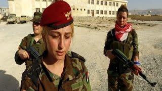 كتيبة نساء الشمس..وجه جديد في محاربة داعش
