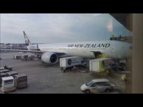 Air New Zealand Premium Economy Los Angeles to London Review