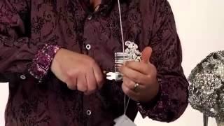 Как сделать свадебный букет из брошек