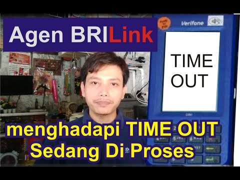 Tips Agen BRILink Menghadapi Transaksi TIME OUT