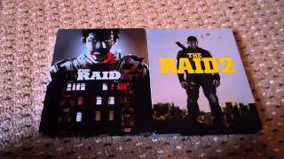 Bluray Steelbook Update - The Raid 2 & Shaolin Soccer