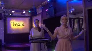 Ксения Ризева. Подготовительные упражнения для начинающих. Шоу мыльных пузырей(, 2016-08-16T08:20:00.000Z)