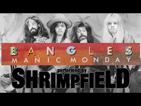 Shrimpfield Manic Monday The Bangles Cover Youtube