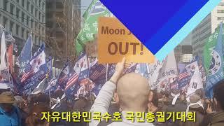 ※3.1운동 100주년기념/☆자유대한민국수호 국민총궐기대회