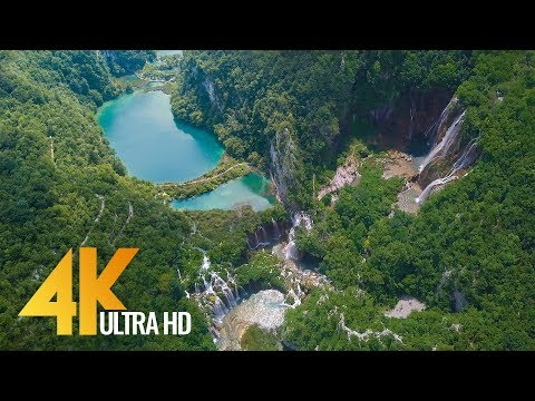 4K Drone Footage - Birds Eye View of Croatia, Europe - 3 Hour Ambient Drone Film