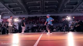 Ćwierćfinał HH 2vs2 -Bewu Krzysiek Kulling vs Kristina Ashpi|Wirująca Strefa 2014|WWW.SZKOLYTANCA.PL