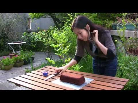 My BEST & Easy French Chocolate Cake + Organic & Gluten-Free, Tips, Culture | Karin Shibata