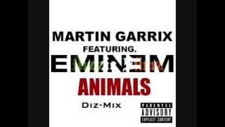 Martin Garrix & Eminem - Animals (By DJ Nick Ray)