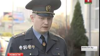 Впервые на экранах видео задержания заместителя начальника отдела налоговой Минского района