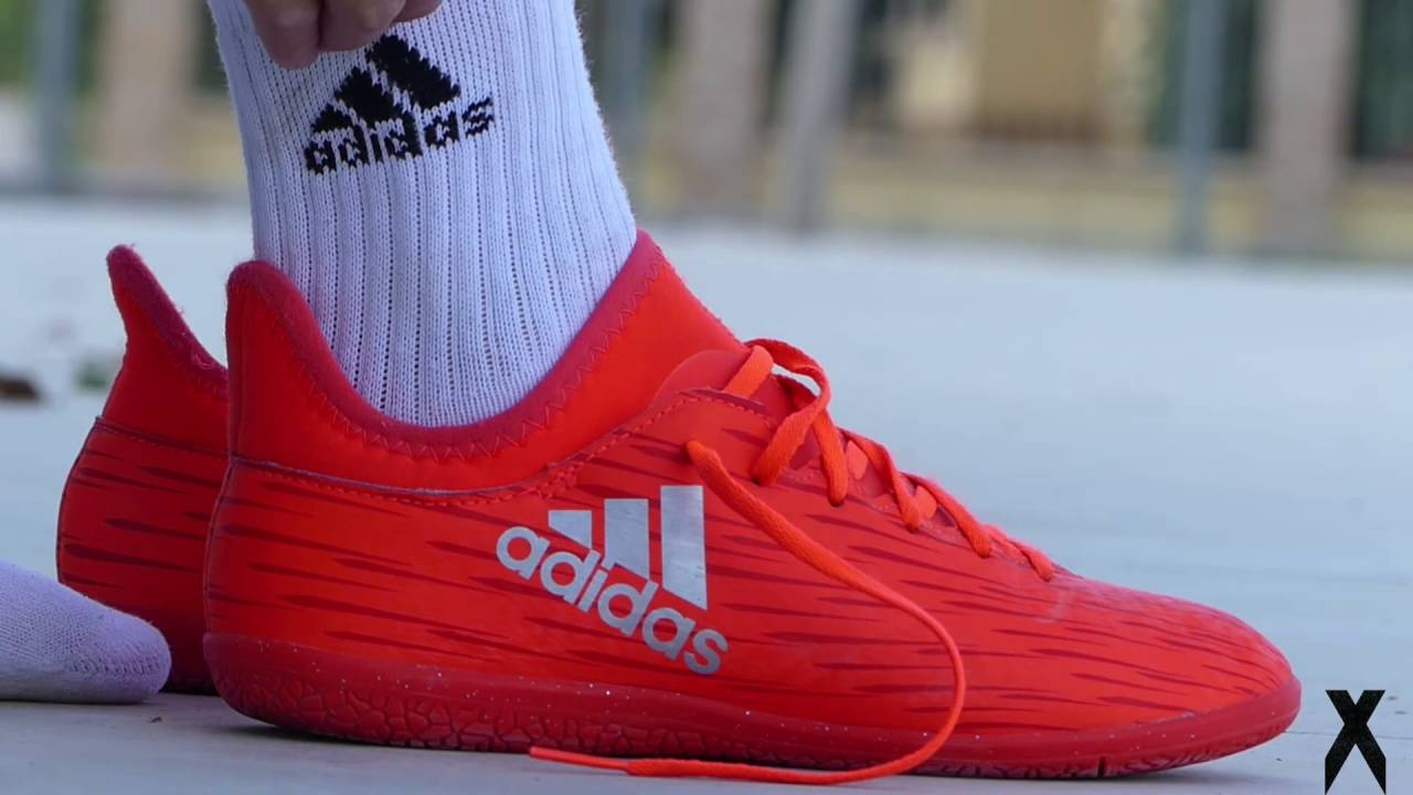 Adidas X16