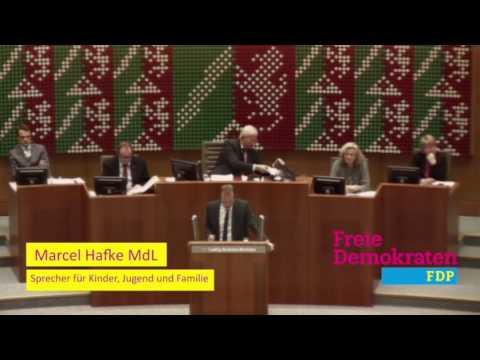 Rede von Marcel Hafke am 1. Dezember 2016