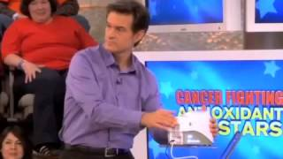 Dr. Oz Antioxidant BioPhotonic Scanner & Nutrition Program.