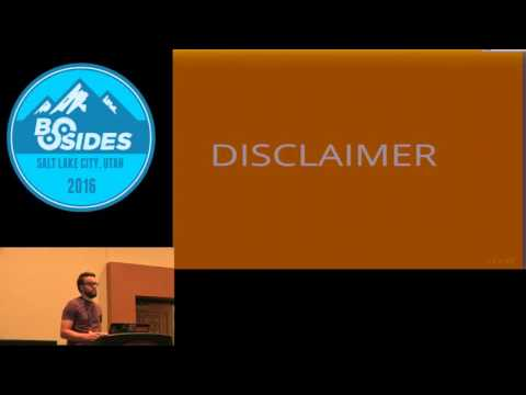 BSidesSLC 2016 -- Googling Like A Boss: Expanding the Powers