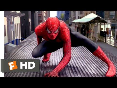 Spider-Man 2 - The Train Battle Scene (6/10) | Movieclips